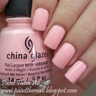 China Glaze Spring In My Step Swatch by Yael S