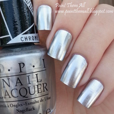 OPI Push and Shove Swatch by Yael S
