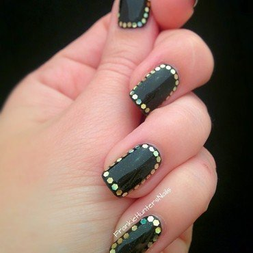 Wow - nice nails!  nail art by Franziska FrankieHuntersNails