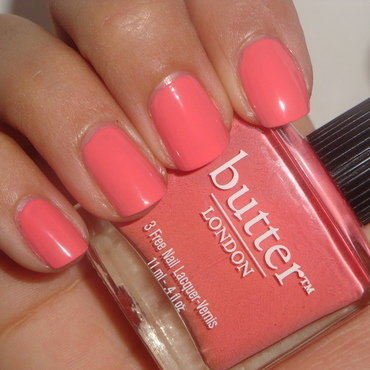 Butter London Trout Pout Swatch by Jessica
