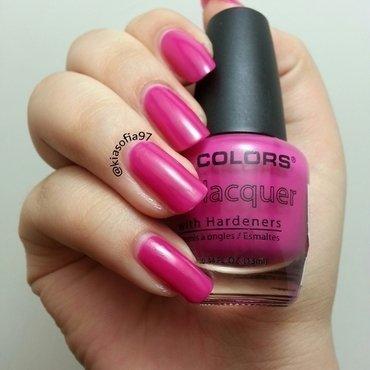 L.A. Colors Flash Swatch by Christina (@kiasofia97)