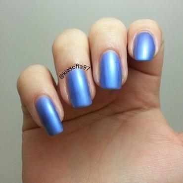 Sally Hansen Sturdy Sapphire Swatch by Christina (@kiasofia97)