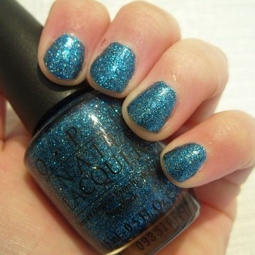 OPI Absolutely Alice Swatch by Lina-Elvira