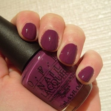 OPI Can You Dig It? Swatch by Lina-Elvira