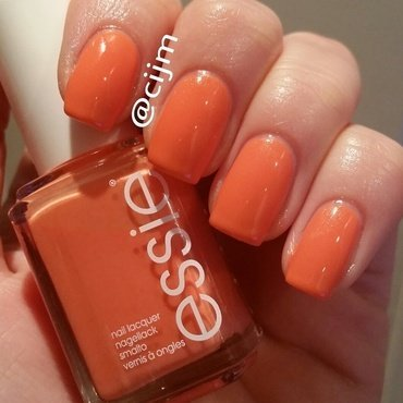 Essie Serial Shopper Swatch by cijm