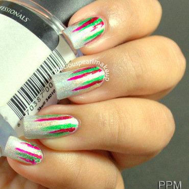 Festive waterfall nail art 1 001 thumb370f