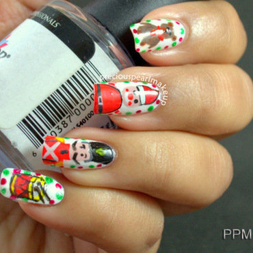 Christmas toys nail art 1 001 thumb370f
