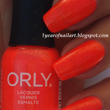 Swatch orly baked ablaze thumb370f