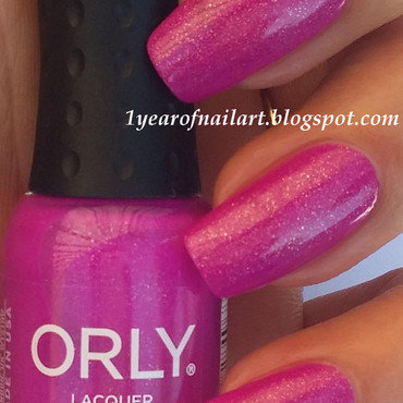 Swatch orly baked hot tropics thumb370f