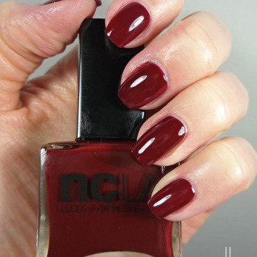 NCLA Los Angeles Rodeo Drive Royalty Swatch by LacqueredLady