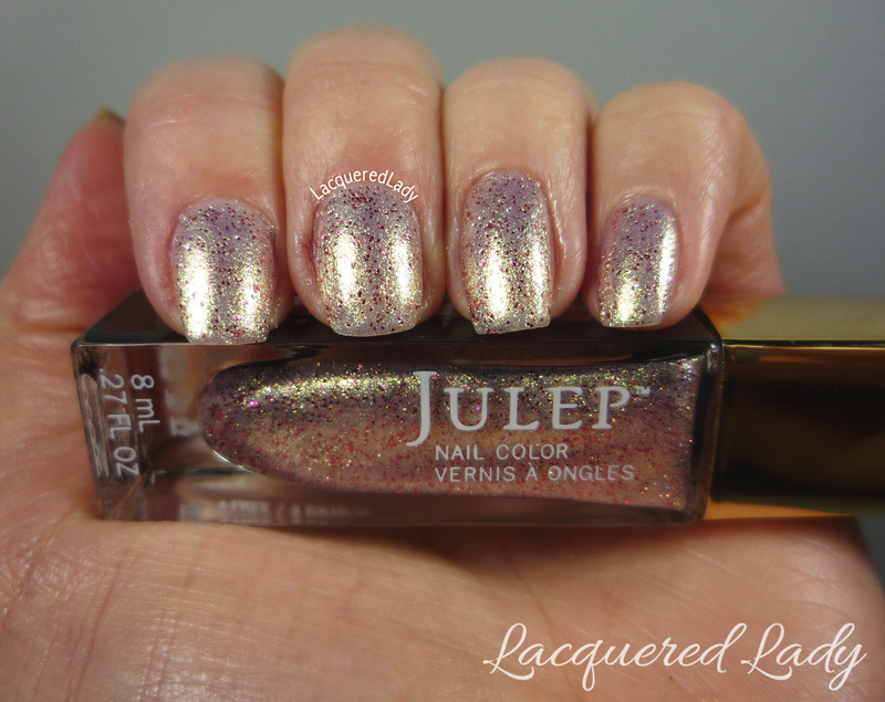 Julep Love Swatch by LacqueredLady