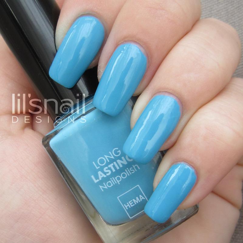 Hema 838 sky blue Swatch by Lily-Jane Verezen
