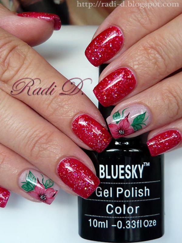 Bluesky gel polish BLZ59 Swatch by Radi Dimitrova - Nailpolis ...