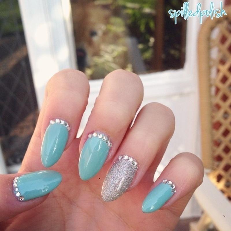 Birthday Nails nail art by Maddy S