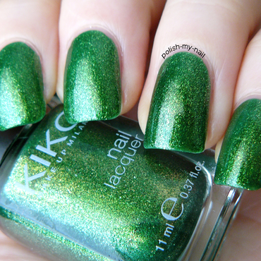 Kiko 533 pearly golden green 3 thumb370f