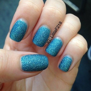 Isadora Ocean Crush Swatch by  Faye