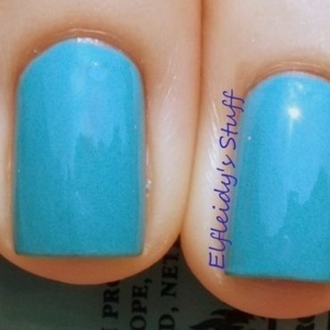 OPI Can't find my Czechbook Swatch by Jenette Maitland-Tomblin