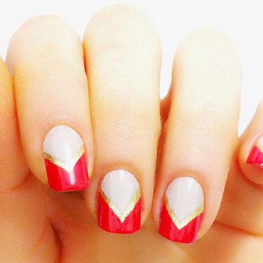 Lana Del Rey Nails nail art by Goldi