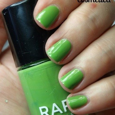 Rare Nails Green Apple L01 Swatch by MartaRuso