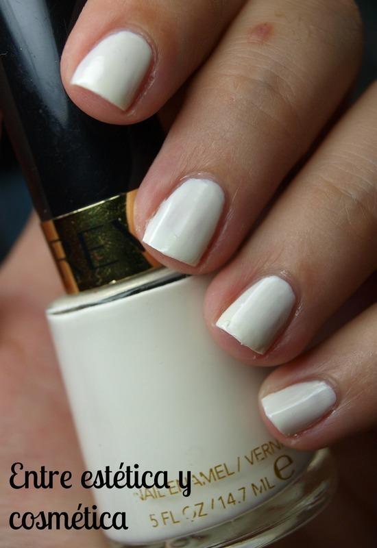Revlon 050 White O White Swatch by MartaRuso