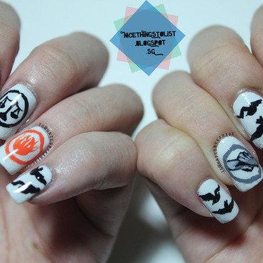 Divergent nail art 3 thumb370f