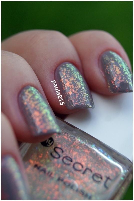 My Secret '104'. nail art by Paula215. NAILS