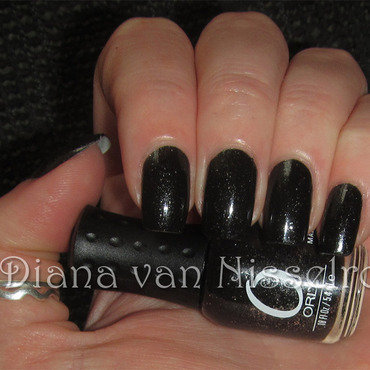 Orly Goth Swatch by Diana van Nisselroy