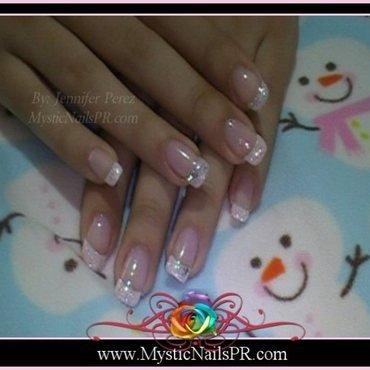 Naughty Nude! ♥ by Jennifer Perez nail art by Jennifer Perez ♥ Mystic Nails