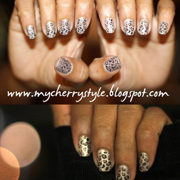34. leopard print nails thumb370f