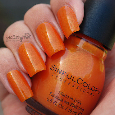 Sinful Colors Cloud 9 Swatch by xNailsByMiri
