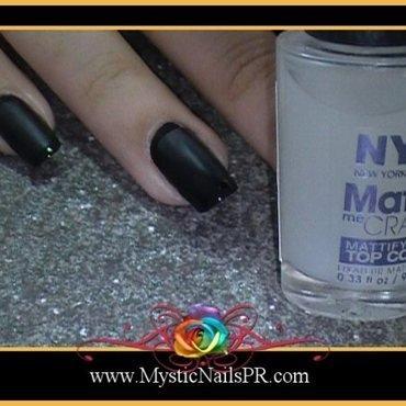 Matte Finish ♥ by Jennifer Perez by Jennifer Perez ♥ Mystic Nails