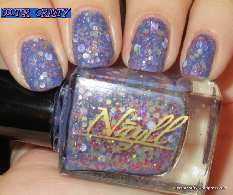 Nayll Circus Freak Swatch by Nicole