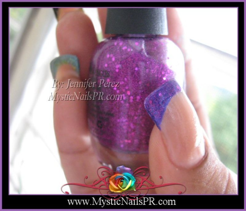 Nina Ultra Pro Boys \'n Berries Swatch by Jennifer Perez ♥ Mystic ...