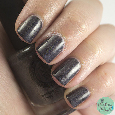 I Love Nail Polish A.C. Slater Swatch by Marisa  Cavanaugh