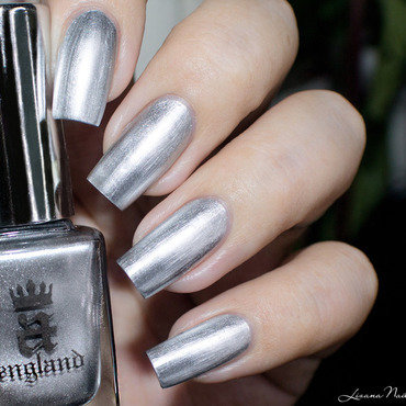 A England Excalibur Renaissance Swatch by Lizana Nails