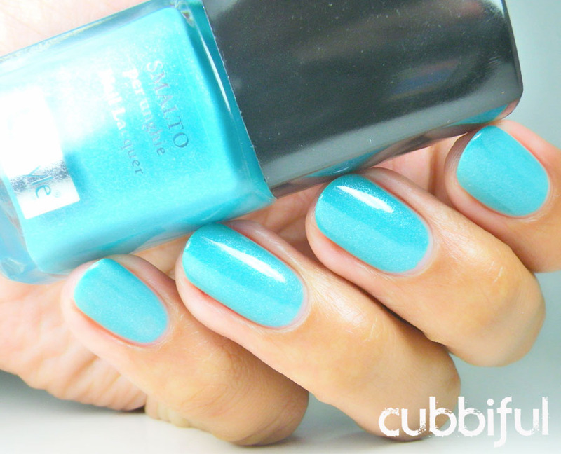 it style No.70 Swatch by Cubbiful