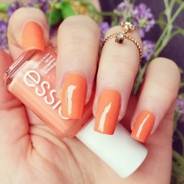Essie Serial Shopper Swatch by nailicious_1