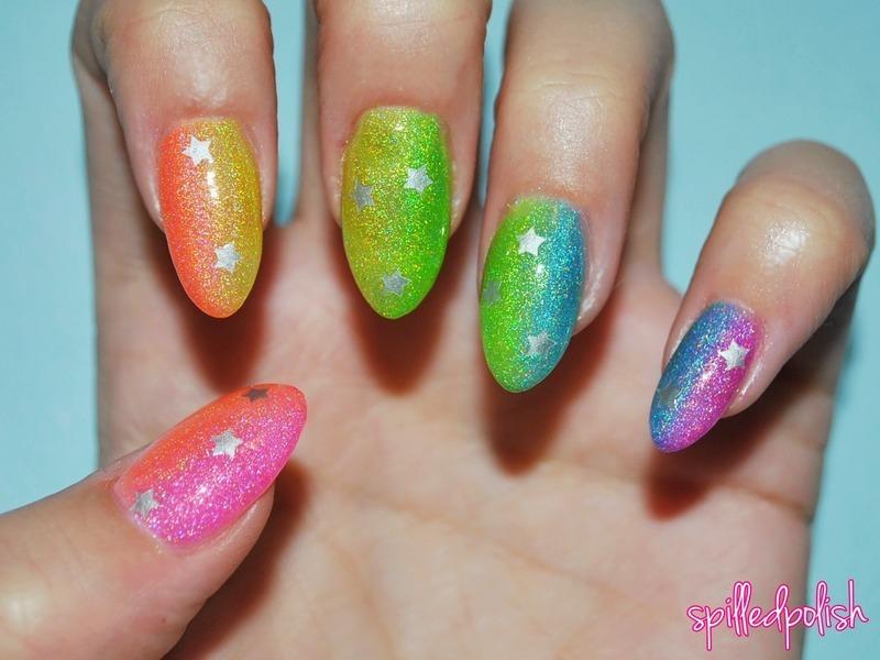 World Pride Nails (pt. 2) nail art by Maddy S