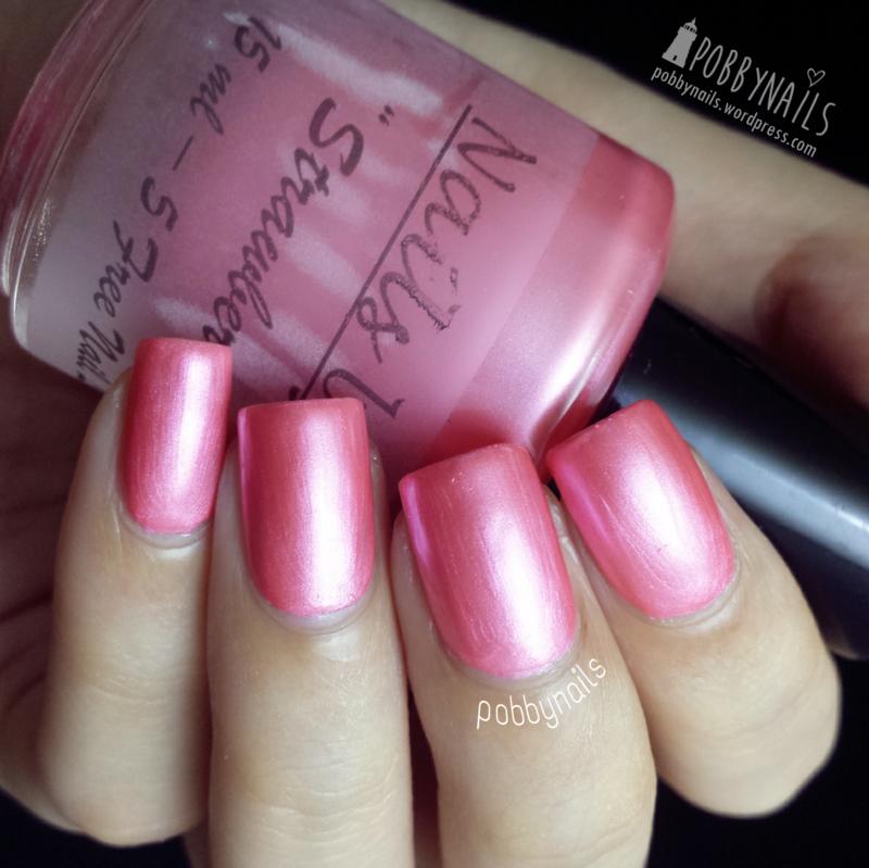 Nails By Tataw Strawberry Banana Swatch by Priscilla  Lim