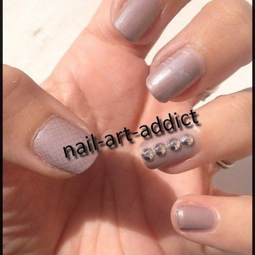 Happy Sweet B-day Lilou nail art by SowNails