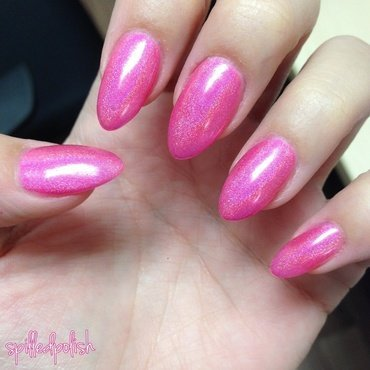 Beyond The Nail Supernova Swatch by Maddy S