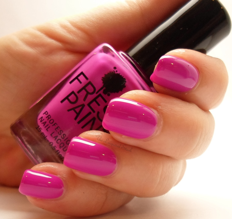 Fresh Paint Divine! Swatch by Emma N.
