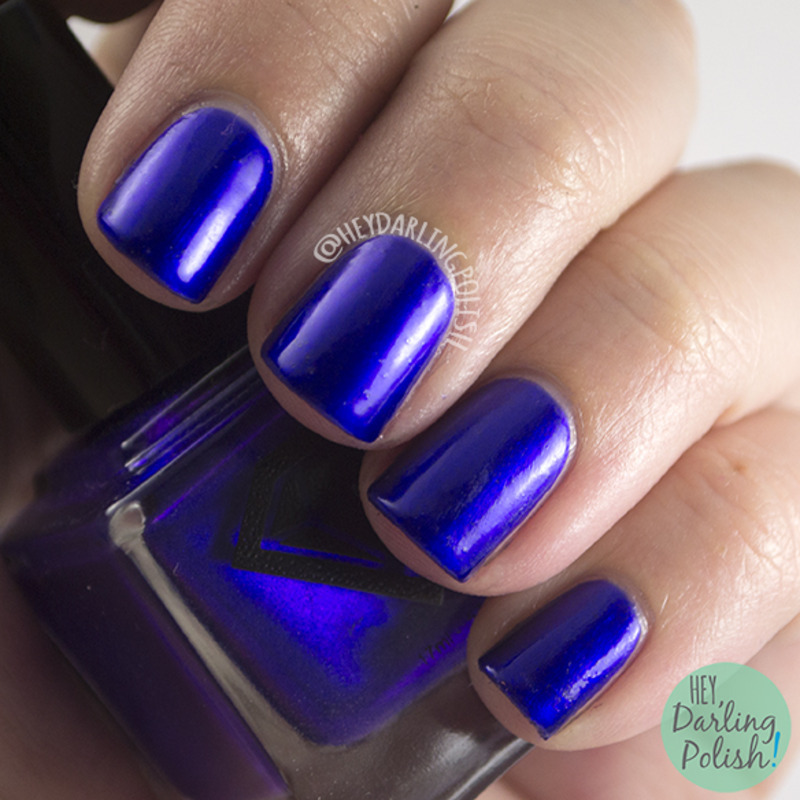 Luxe Lacquers Mila Swatch by Marisa  Cavanaugh