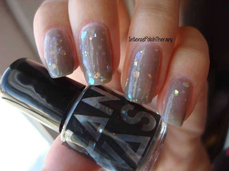 Canvas Lacquer Winterfell Swatch by IntensePolishTherapy Anita