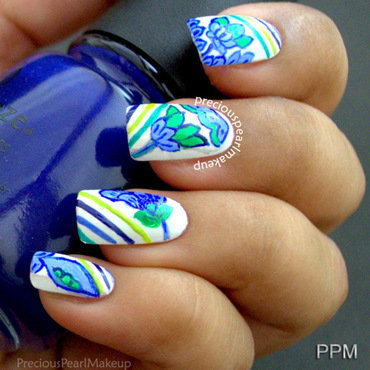 Blue 20floral 20nail 20art 203 001 thumb370f