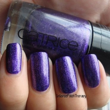 Catrice Forget-Me-Not! Swatch by IntensePolishTherapy Anita