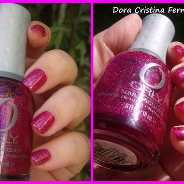 Orly Miss Conduct Swatch by Dora Cristina Fernandes