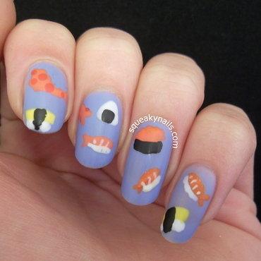 Sushi nails37mini thumb370f
