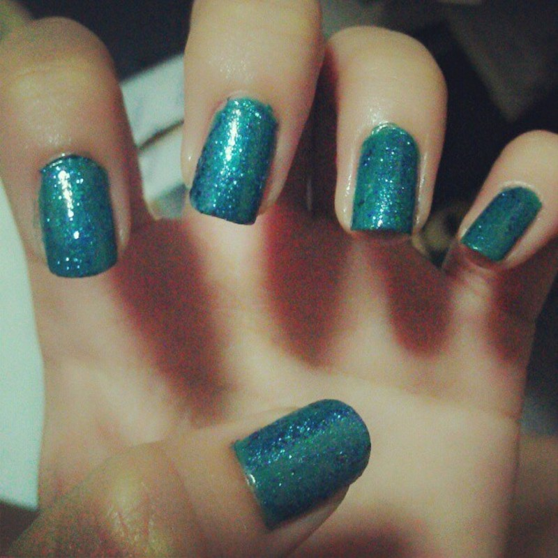 China Glaze Exotic Encounters and China Glaze Water You Waiting For Swatch by JingTing Jaslynn