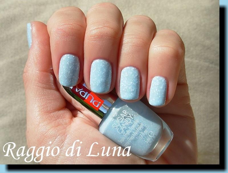 Pupa Sugar Candy n° 002 Blue by Tanja